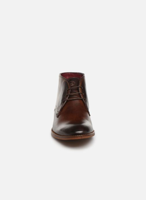 Ankle boots Base London CAMEO Brown model view