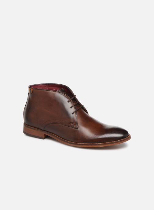 Ankle boots Base London CAMEO Brown detailed view/ Pair view