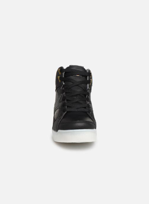 Baskets Skechers E-Pro/Street Quest Noir vue portées chaussures