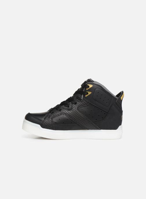 Baskets Skechers E-Pro/Street Quest Noir vue face