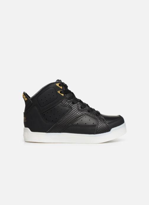 Baskets Skechers E-Pro/Street Quest Noir vue derrière