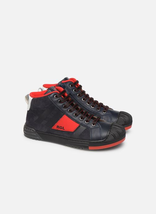 Sneakers Romagnoli 4515-202 Blauw 3/4'