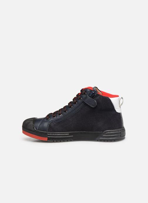 Sneakers Romagnoli 4515-202 Blauw voorkant