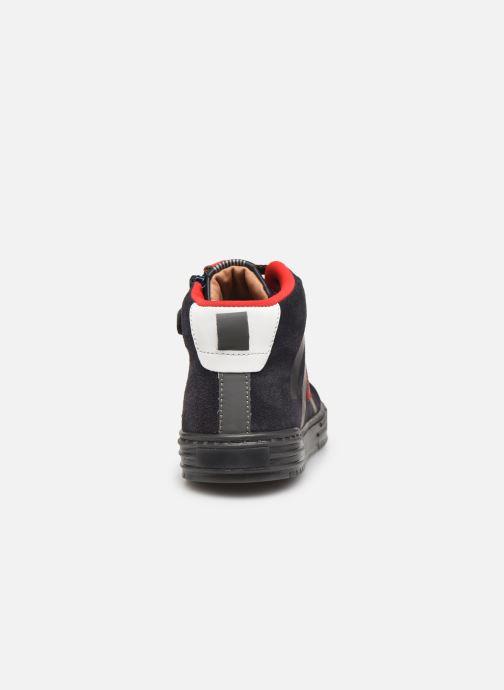 Sneakers Romagnoli 4515-202 Blauw rechts
