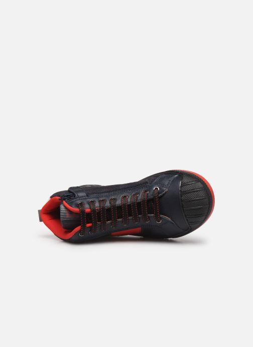 Sneakers Romagnoli 4515-202 Blauw links