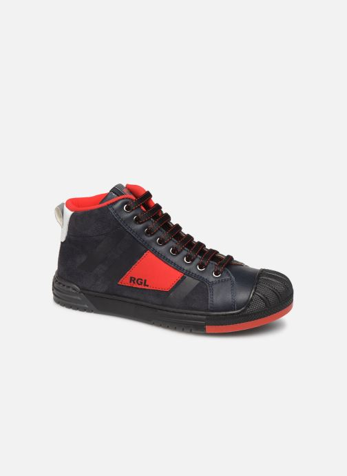 Trainers Romagnoli 4515-202 Blue detailed view/ Pair view