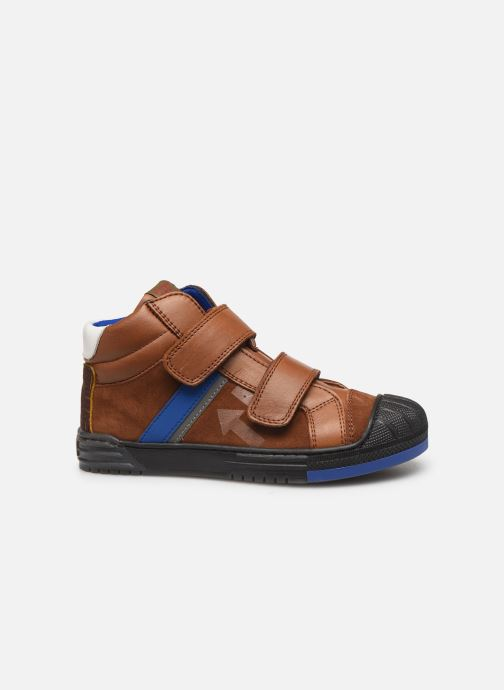 Trainers Romagnoli 4518-238 Brown back view