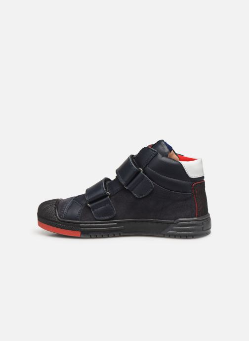Sneakers Romagnoli 4518-202 Blå bild från framsidan