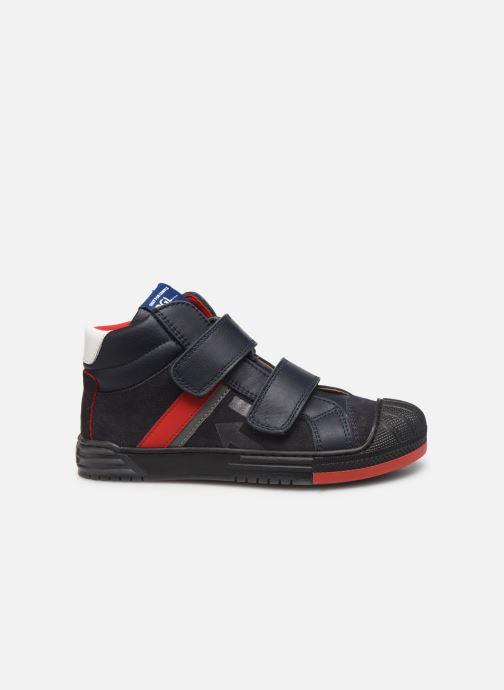 Sneakers Romagnoli 4518-202 Blå bild från baksidan