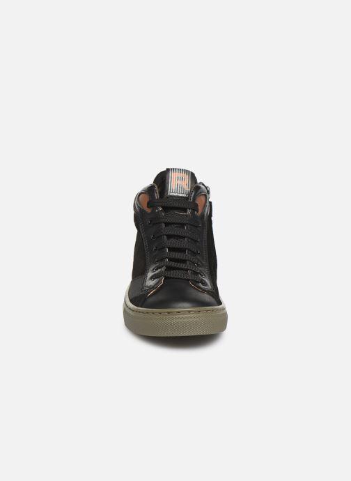 Baskets Romagnoli 4525-201 Noir vue portées chaussures