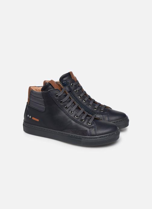 Sneakers Romagnoli 4529-802 Blauw 3/4'