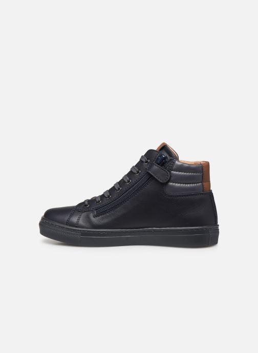 Sneakers Romagnoli 4529-802 Blauw voorkant