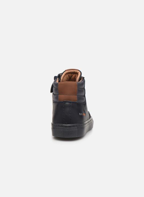Sneakers Romagnoli 4529-802 Blauw rechts