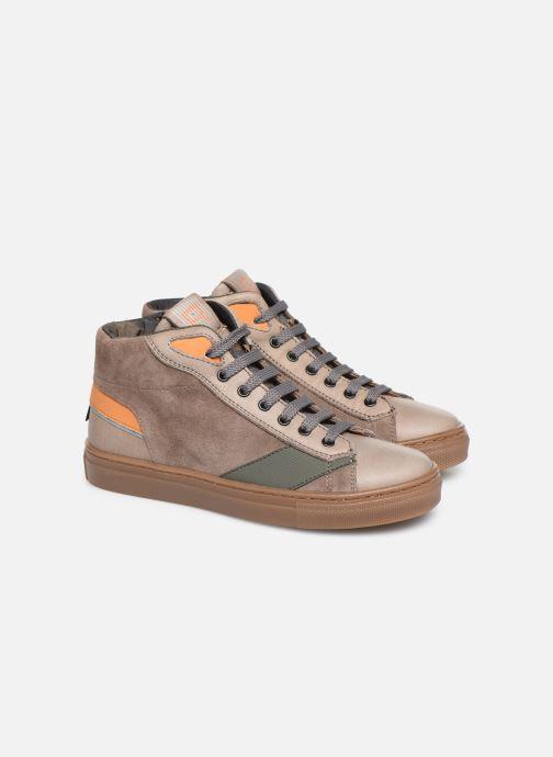 Sneakers Romagnoli 4525-211 Brun 3/4 billede