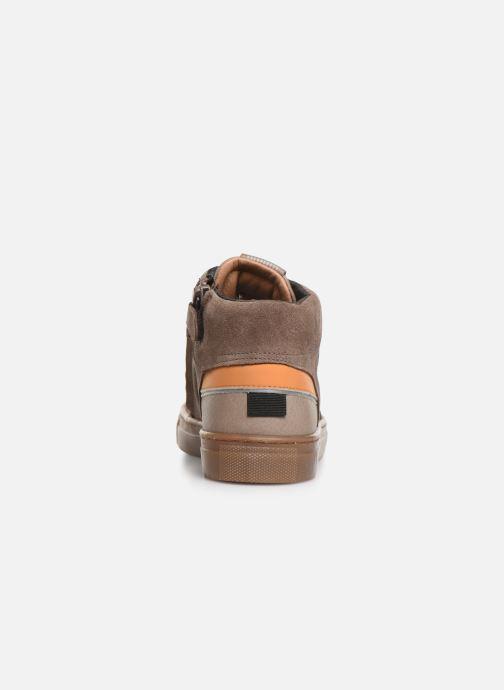 Sneakers Romagnoli 4525-211 Brun Se fra højre