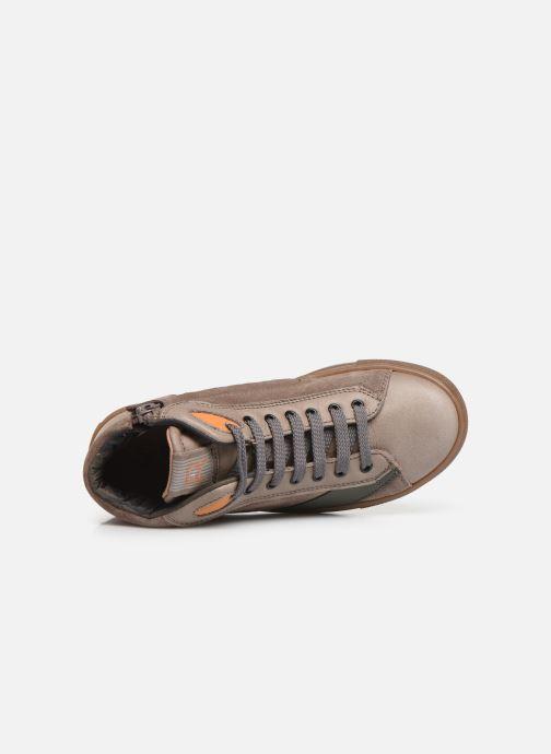 Sneakers Romagnoli 4525-211 Brun se fra venstre