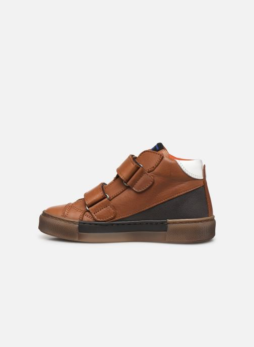 Trainers Romagnoli 4765-838 Brown front view