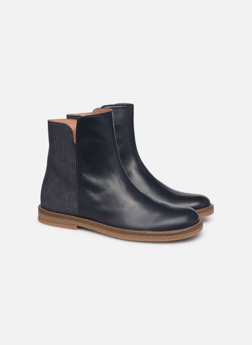 Boots en enkellaarsjes Romagnoli 4762-402 Blauw 3/4'
