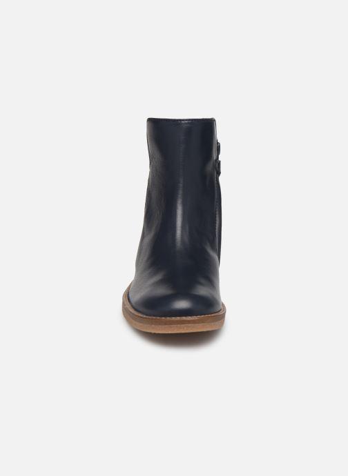 Boots en enkellaarsjes Romagnoli 4762-402 Blauw model