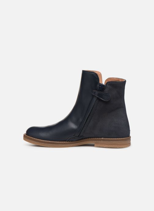 Ankle boots Romagnoli 4762-402 Blue front view