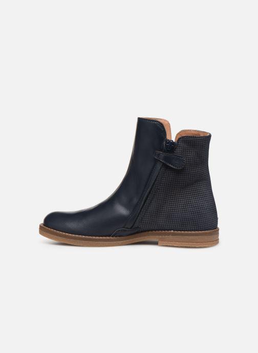 Boots en enkellaarsjes Romagnoli 4762-402 Blauw voorkant