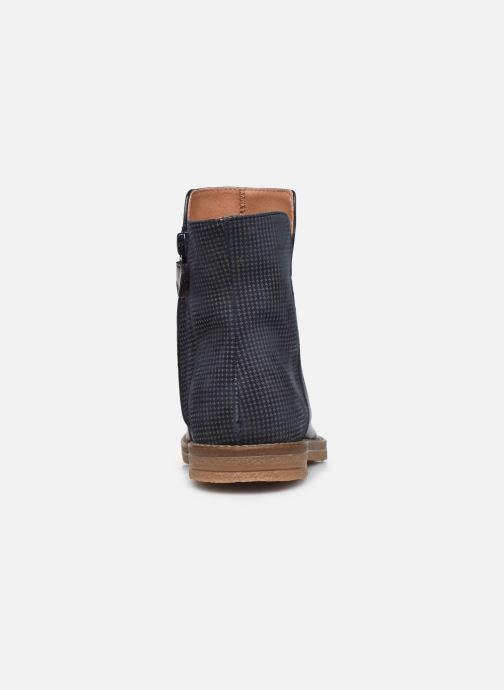 Boots en enkellaarsjes Romagnoli 4762-402 Blauw rechts