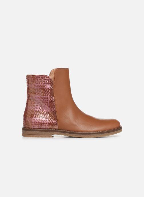 Boots en enkellaarsjes Romagnoli 4762-461 Bruin achterkant