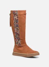 Støvler & gummistøvler Kvinder Coffee