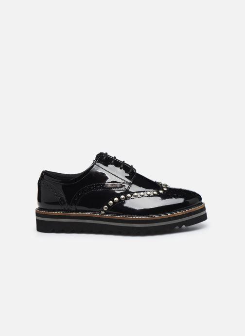 Chaussures à lacets Les Tropéziennes par M Belarbi Ida Noir vue derrière