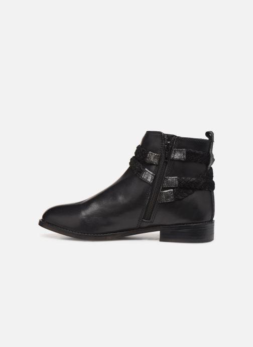 Bottines et boots Les Tropéziennes par M Belarbi Mistral Noir vue face