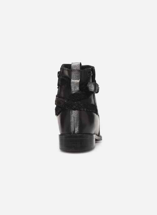 Bottines et boots Les Tropéziennes par M Belarbi Mistral Noir vue droite