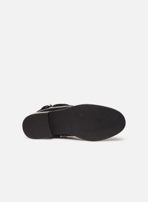 Bottines et boots Les Tropéziennes par M Belarbi Mistral Noir vue haut