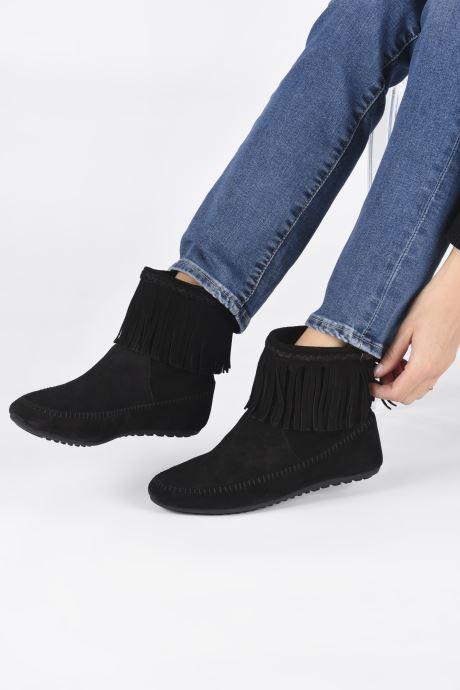 Boots en enkellaarsjes Les Tropéziennes par M Belarbi Tampicob Zwart onder
