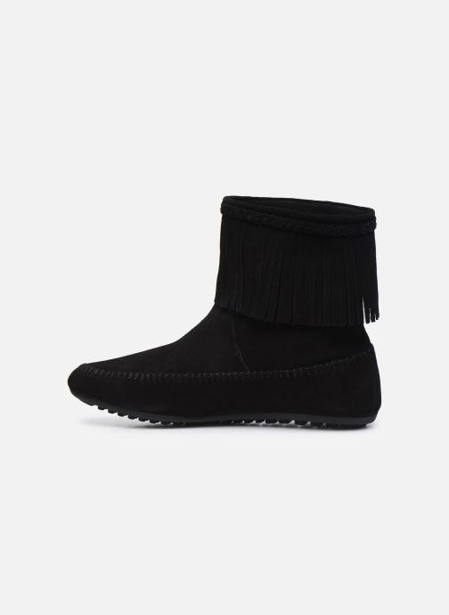 Boots en enkellaarsjes Les Tropéziennes par M Belarbi Tampicob Zwart voorkant