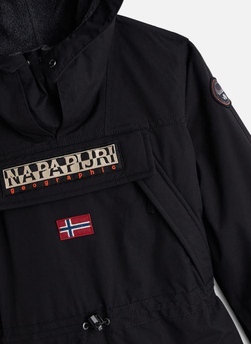 Kleding Napapijri K SKIDOO 2 Zwart model