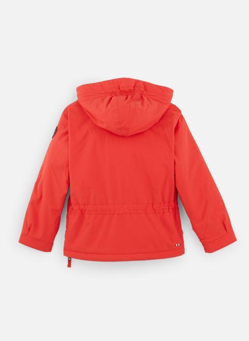 Vêtements Napapijri K SKIDOO 2 Rouge vue bas / vue portée sac