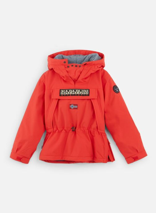 Vêtements Napapijri K SKIDOO 2 Rouge vue détail/paire