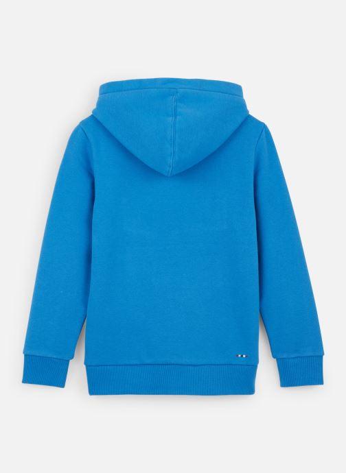 Vêtements Napapijri K BURGEE 2 Bleu vue bas / vue portée sac