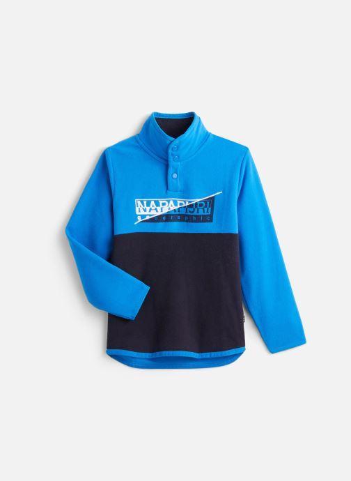 Vêtements Napapijri K TAKY HZ Bleu vue détail/paire