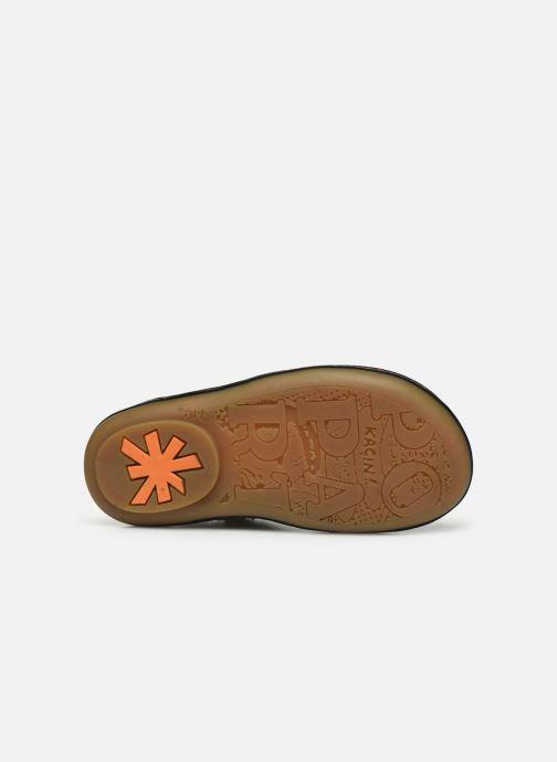 Sneakers Art Kio 4A-708 Nero immagine dall'alto