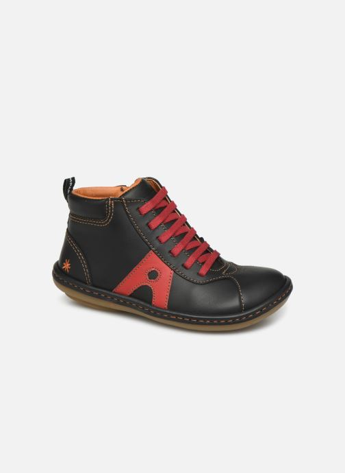 Sneaker Art Kio 4A-708 schwarz detaillierte ansicht/modell