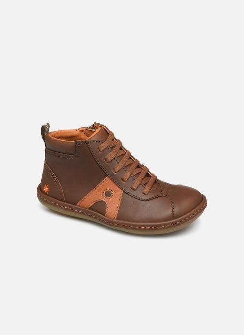 Sneakers Art Kio 4A-708 Marrone vedi dettaglio/paio