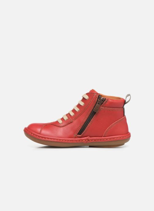 Trainers Art Kio 4A-708 Red front view