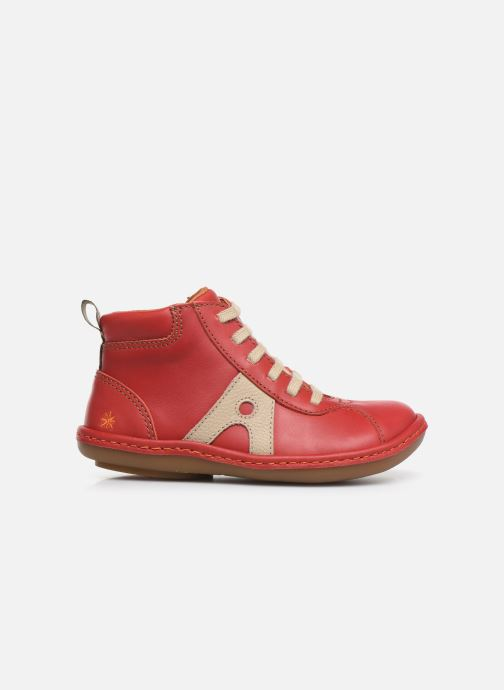 Trainers Art Kio 4A-708 Red back view