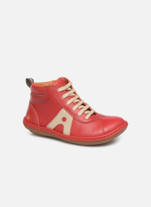 Trainers Art Kio 4A-708 Red detailed view/ Pair view