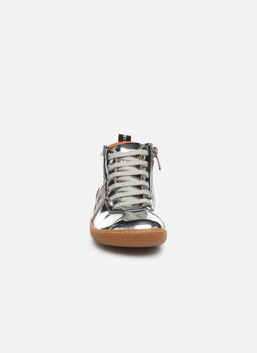 Baskets Art Kio 4A-708T Argent vue portées chaussures