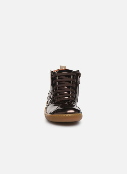 Trainers Art Kio 4A-708T Bronze and Gold model view