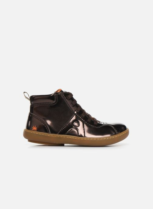 Trainers Art Kio 4A-708T Bronze and Gold back view