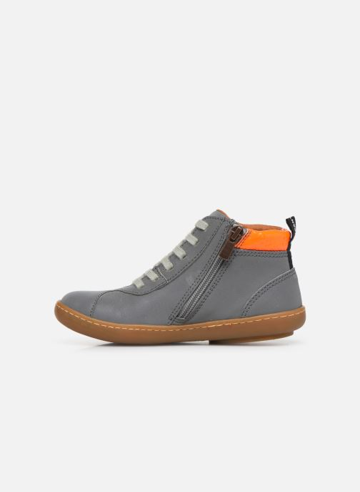 Trainers Art Kio 4A-708T Grey front view