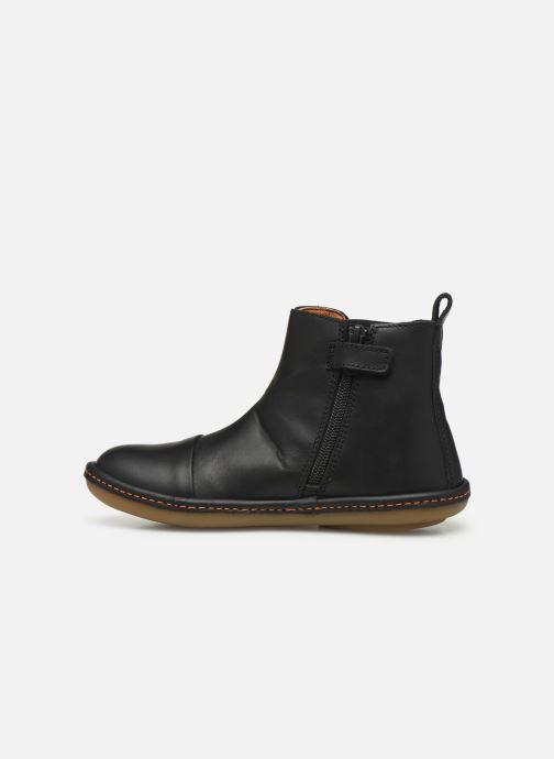 Boots en enkellaarsjes Art Kio 4A-709 Zwart voorkant